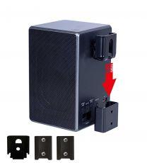 Vebos portable muurbeugel Sony SRS-ZR5 zwart
